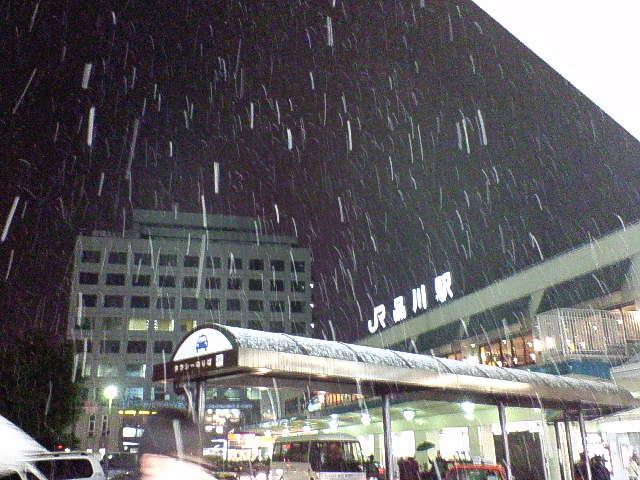 snow再び